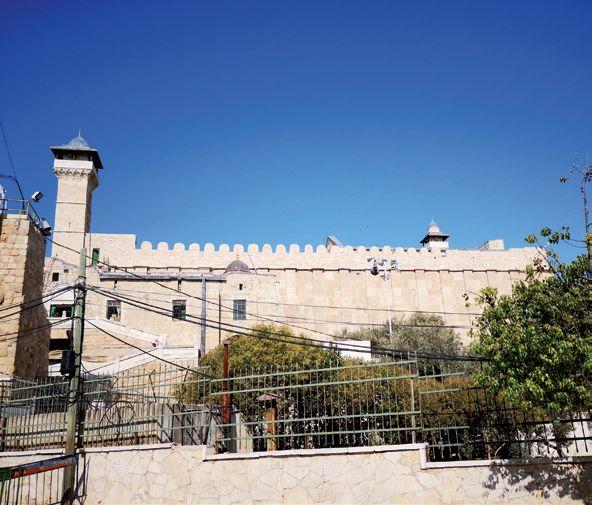 GB 18-3 Stadtmauer von Jerusalem